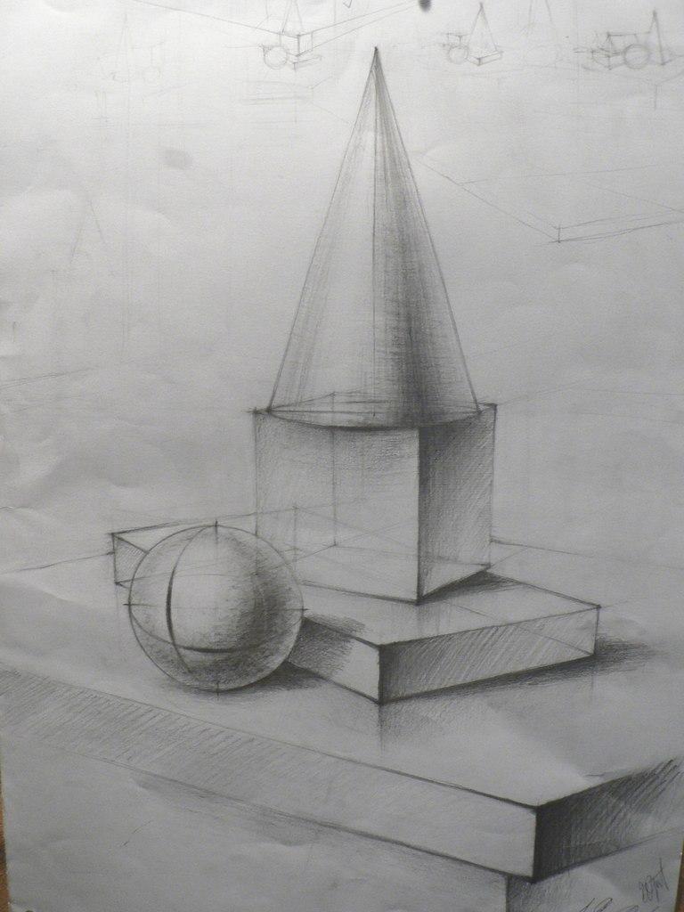 Поступление на архитектора творческий конкурс